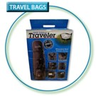 Intech Travel Bag on Wheels - DisplayBox