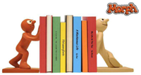 Morph & Chase Bookends - Min Order: 6