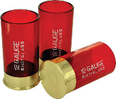 12 Gauge Shot Glasses - Min Order: 6