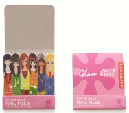 Match Book Nail Files - Min Order: 72