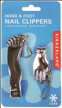 Hand and Foot Clipper Combo - Min Order: 24