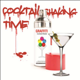 Graffiti Can Cocktail Shaker - Min Order: 4