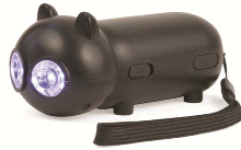 CAT LED Dynamo Flashlight - Min Order: 12