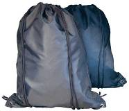 Everyday denier drawstring bag  - Avail in Black or Navy
