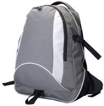 Silverline Hiking Backpack   - Avail in Black or Grey