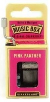 Music Boxes – Pink Panther - Min Order: 6 units