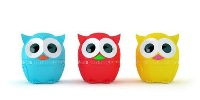 Owlet Kitchen Timer Display - Asst - Min Order: 12 units