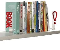 Reflective Bookend - Min Order: 4 units
