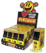 Pacman Arcade Candy - Min Order: 12 units