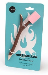 Marshmallow pencil - Min Order: 6 units