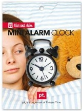 Alarm Clock Xs - Black or Red - Min Order: 6 units
