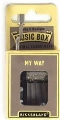 Music Box - My Way - Min Order: 6 units