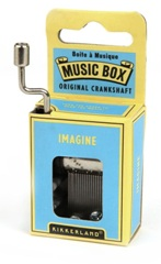 Music Box - Imagine - Min Order: 6 units