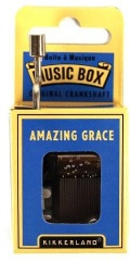 Music Box -Amazing Grace - Min Order: 6 units