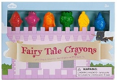 Fairytale Crayons - Min Order: 6 units
