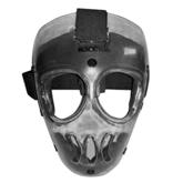 Blackheath Corners Face Mask - Avail in: Clear/Black