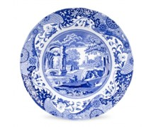 Portmeiron - Blue Italian Cereal Bowl 20.5C - Min Orders Apply