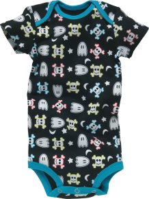 Spooky Baby Grow (Min Order Qty - 4)