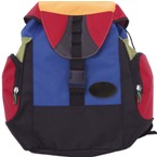 Icool Backpack - Multi Col