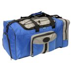 Icool Large Sports Bag - Blue