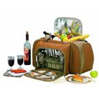 Apollo Picnic Duffle Bag - Stone
