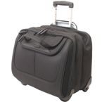 Lyric Laptop Trolley Bag - Black