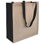Kentucky 40Cm Eco Friendly Shopper Bag - Black
