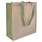 Kentucky 40Cm Eco Friendly Shopper Bag - Green