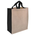 Kentucky 32Cm Eco Friendly Shopper Bag - Black