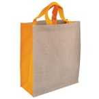 Kentucky 32Cm Eco Friendly Shopper Bag - Orange