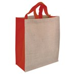 Kentucky 32Cm Eco Friendly Shopper Bag - Red