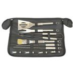 Camden Bbq Set - Black