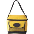 Icool 6 Pack Cooler Bag - Yellow