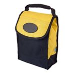 Icool Lunch Cooler Bag - Yellow