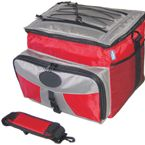 Icool Square Cooler Bag - Red