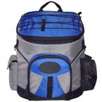Icool Backpack Cooler Bag - Blue