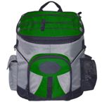 Icool Backpack Cooler Bag - Green