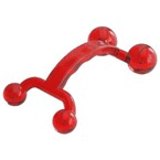 Handheld Massager - Red