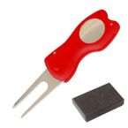 Montgomerie Divot Tool - Red
