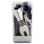 Arnold Palmer Divot Tool With Tees - Blue