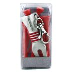 Arnold Palmer Divot Tool With Tees - Red