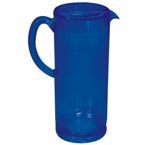 Arctic Pitcher With 4 Mugs - Blue