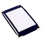 Freehand Jotter Pad - Navy