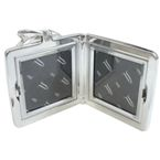 Photo Frame Key Holder - Silver