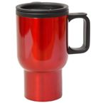 Achilles Insulated Mug - Red