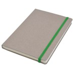 Pisces A5 Eco Notebook - Green