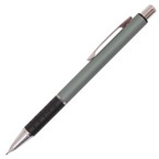 Satin Aluminium 0.7Mm Pencil - Grey