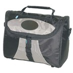 Icool Toiletry Bag - Black