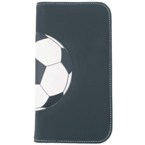 Soccer Document Holder - Blak