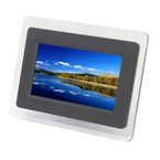 Vain Digital Picture Frame - Black